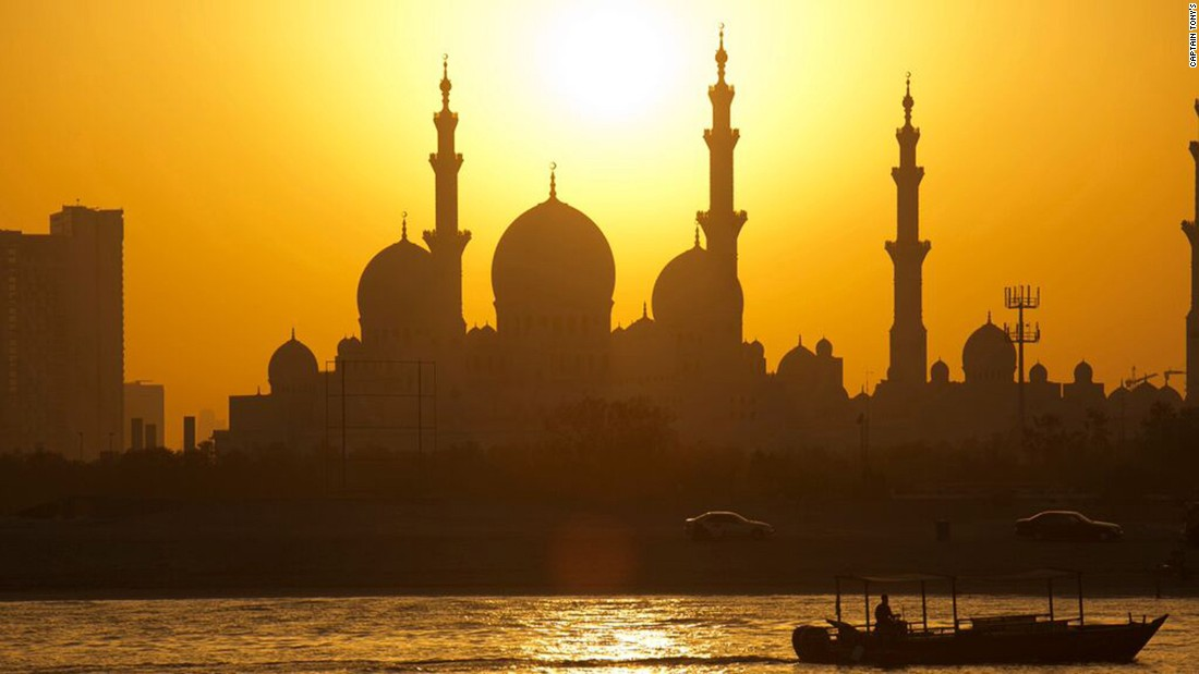 Captain Tony's 90-minute sunset sail down Abu Dhabi's Eastern Mangroves combines the romance of late evening sunshine and being on the water.