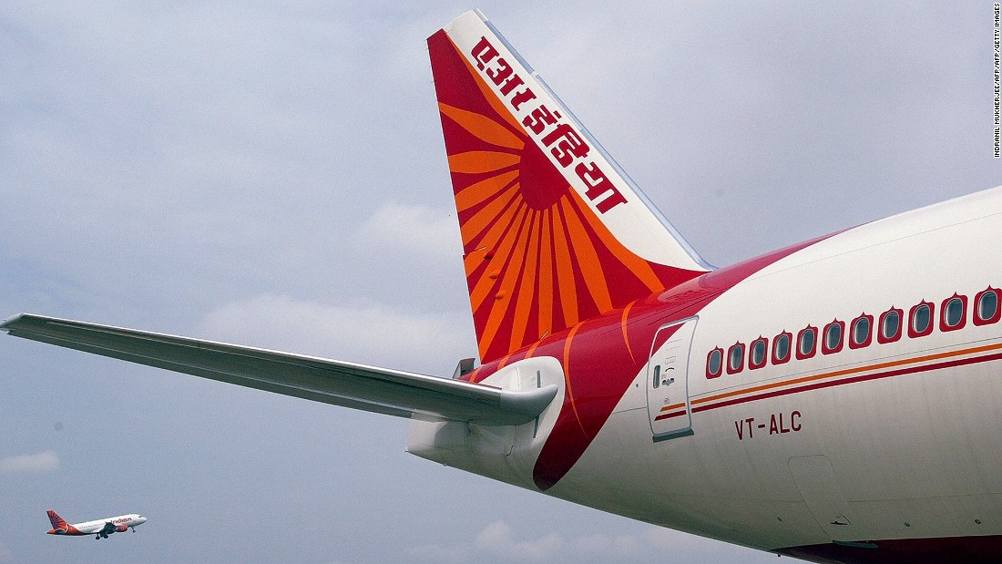 Air India's flight from Delhi to San Francisco stretches over 15,000 kilometers, making it the longest route in terms of distance.