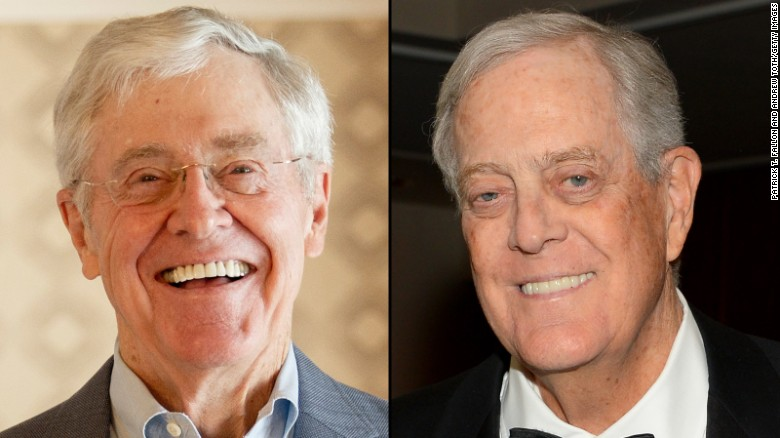 Kochs pledge millions to AHCA defectors