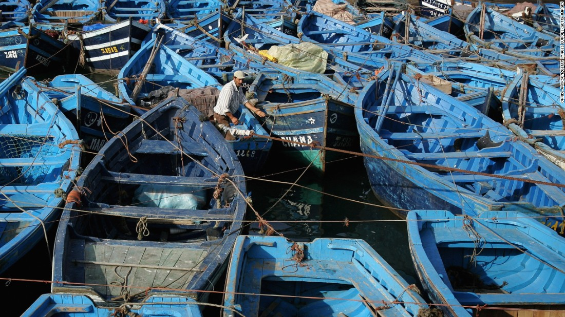 Essaouira has a long and complex history. Formerly known as Mogador, it was visited by Carthaginian sailors, later part of the Roman empire, and seized by the Portuguese in the 16th century.