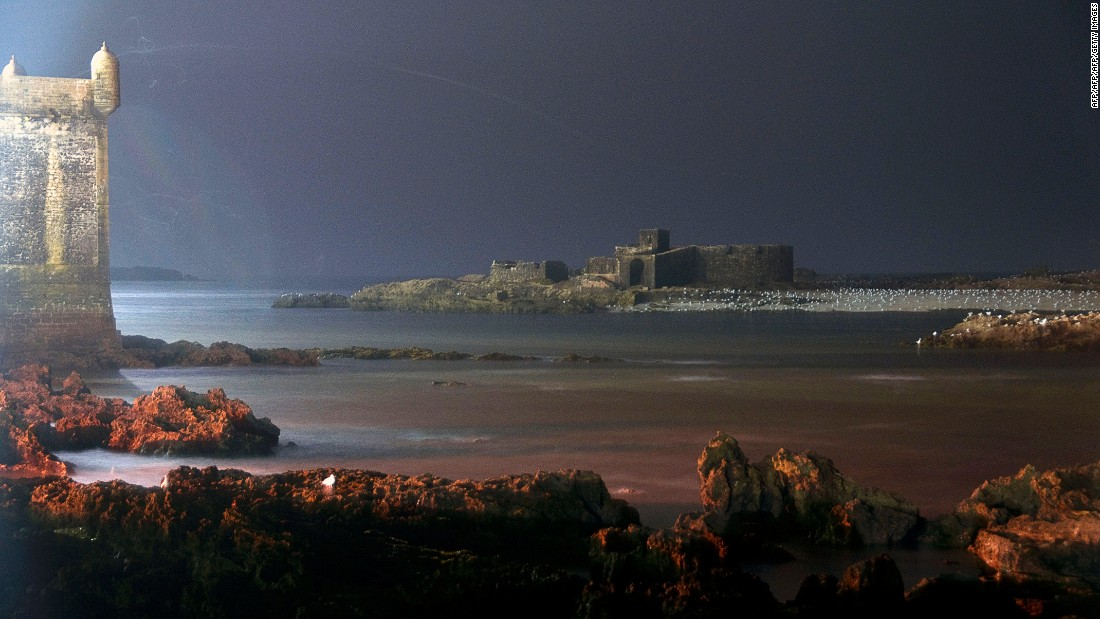 Essaouira by night. Nada Roudies, general secretary of the Ministry of Tourism, has identified nurturing both natural and cultural assets as key to tourism success, so revenue streams can be generated for locals.