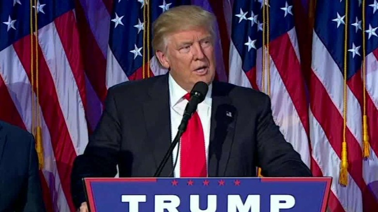 Donald Trump: Hillary Clinton called to congratulate us