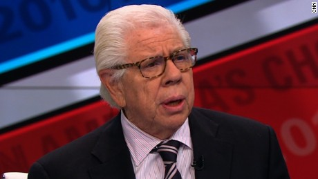 Carl Bernstein: Trump win is 'tragic and dangerous'