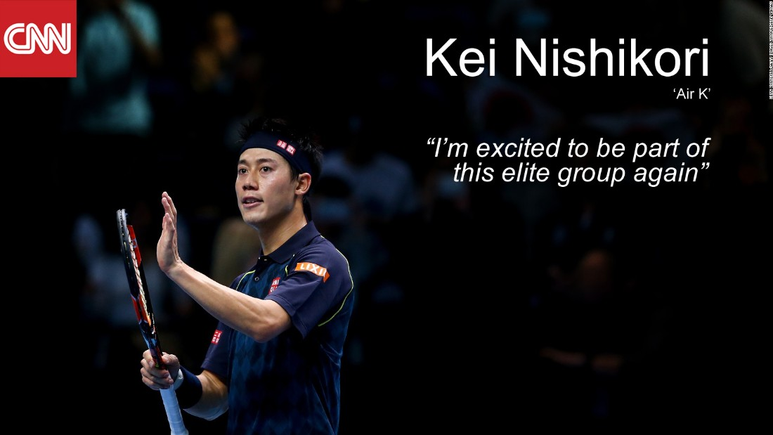 The highest-ranked Asian player in ATP history, Kei Nishikori captured a fourth straight title at the Memphis Open in February before going on to win Olympic singles bronze in Rio, beating Nadal in three sets. Nishikori, 26, is the first Japanese singles medalist since Ichiya Kumagae at Antwerp 1920. <br /><br />• Titles in 2016: <strong>1 -</strong> Memphis Open<br />• Aces in 2016: <strong>245</strong><br />• Win percentage in 2016: <strong>76%</strong>