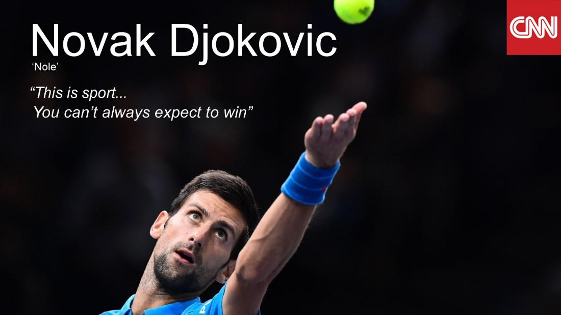 Djokovic became just the third man in history to hold all four majors at once when he won the French Open in June, and the first player to surpass $100 million in prize money. For now, his throne has been seized by Murray, but it would surely be unwise to write him off; Djokovic is bidding to capture his fifth successive ATP World Finals title, and would move ahead of Pete Sampras and Ivan Lendl in the overall list of winners, equaling Federer with a sixth title. The Serb has never lost to any of his opponents in the Ivan Lendl group -- Gael Monfils (13-0), Dominic Thiem (3-0) and Milos Raonic (7-0) -- and still retains a 71% career win percentage against Murray. <br /><br />• Titles in 2016: <strong>7 </strong>- Roland Garros, Australian Open, Canada Masters, Miami Masters, Madrid Masters, Indian Wells, Qatar Open<br />• Aces in 2016: <strong>264</strong><br />• Win percentage in 2016: <strong>88%</strong><br /><br />