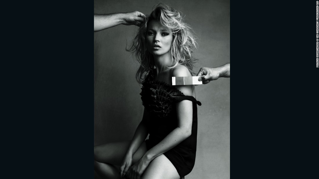 McKnight has a strong professional and personal relationship with English model Kate Moss, having worked with her since the beginning of her career.