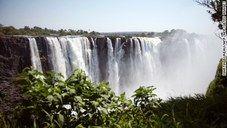 The rally will stop at many of the continent's most popular attractions such as Victoria Falls in Zimbabwe.