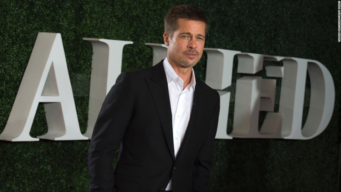 Brad Pitt's First Post-split 'interview'