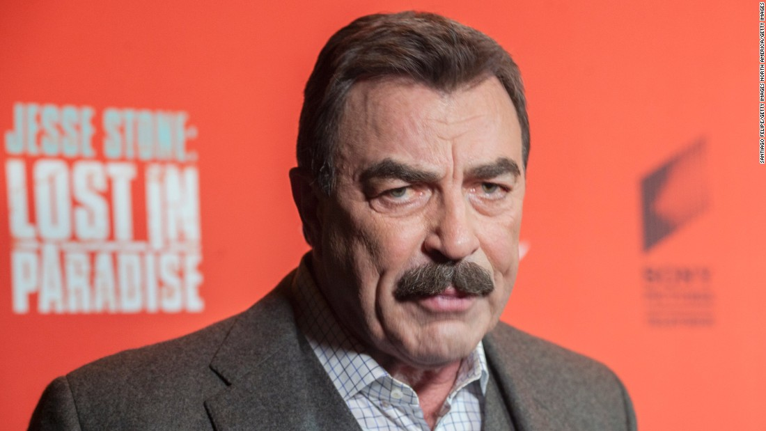 Tom Selleck Wrote In Former Dallas Police Chief For President