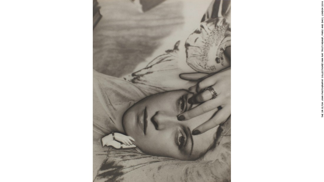 """Dora Maar"" (1936) by Man Ray"