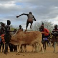 hamar tribe bull jump
