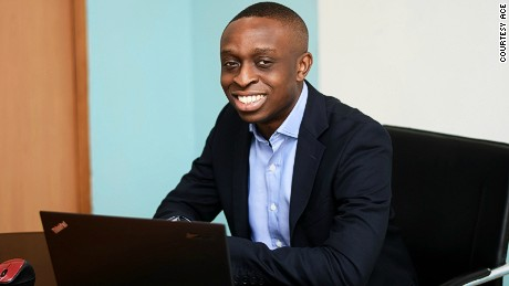 ACE co-founder Tunde Kehinde