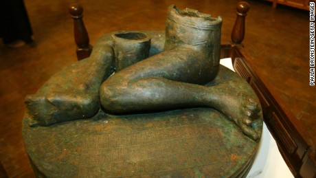 The discovery of the city explained how the Bassetki statue came to be found decades before.