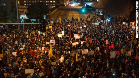 Why I took to the streets: The people behind the protests of 2016