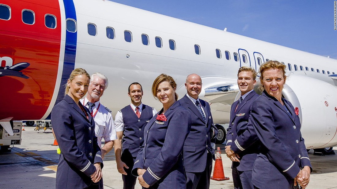 "Norwegian was honored for value and safety in the low-cost airline sector. In April 2016, CNN's Richard Quest named <a href=""/2016/04/14/aviation/business-traveler-round-the-world-quest/index.html"" target=""_blank"">Norwegian as one to watch </a>due to its expansion into low-cost long-haul."