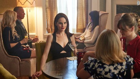 "Michelle Dockery stars in TNT's ""Good Behavior"""