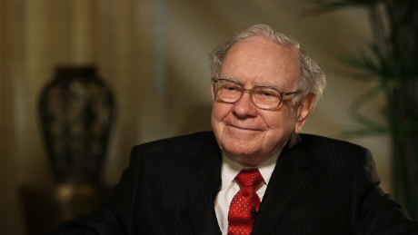 Buffett after Trump win: '100%' optimistic about America