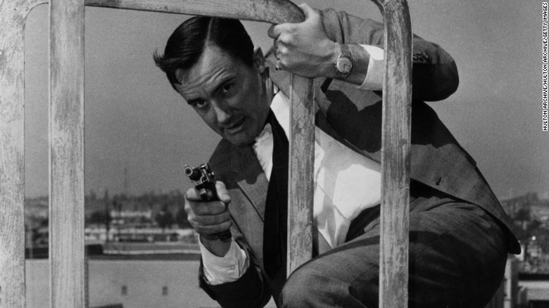 Remembering Robert Vaughn