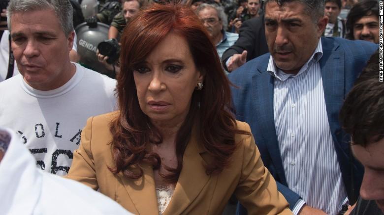 Image result for argentina former president