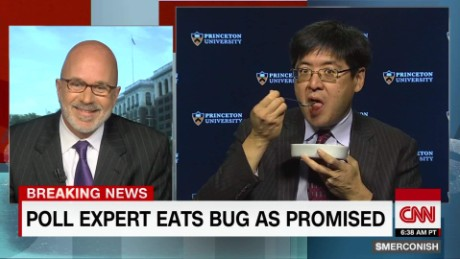 Wang eats bug, explains poll mistakes_00021012.jpg
