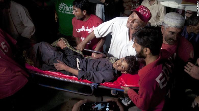 आत्मघाती विस्फोटमा मृतक सङ्ख्या ५२ पुग्यो