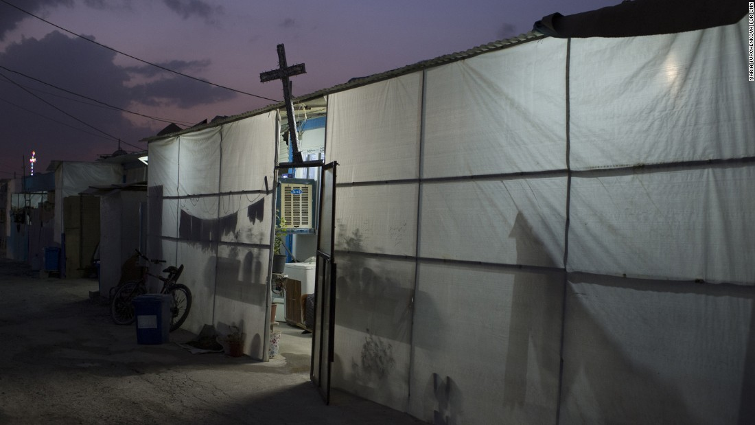 The future of Christianity in Iraq is in peril after ISIS mowed through northern Iraq. Some say their religion is dead in the troubled nation.