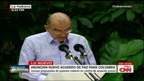cnnee brk nuevo acuerdo de paz colombia humberto de la calle_00162930