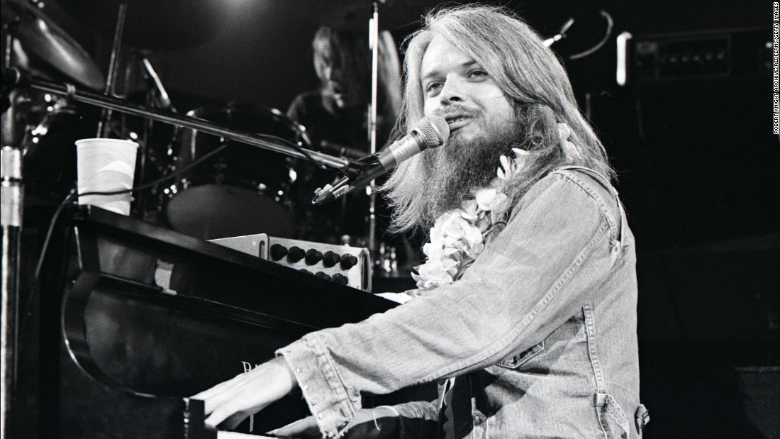"<a href=""http://www.cnn.com/2016/11/13/entertainment/leon-russell-obit/"" target=""_blank"">Leon Russell</a>, who emerged as a rock 'n' roll star in the 1970s after working behind the scenes as a session pianist for other musicians, died November 13, his wife told CNN. He was 74."