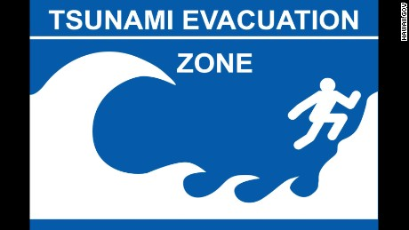 Tsunami action plan