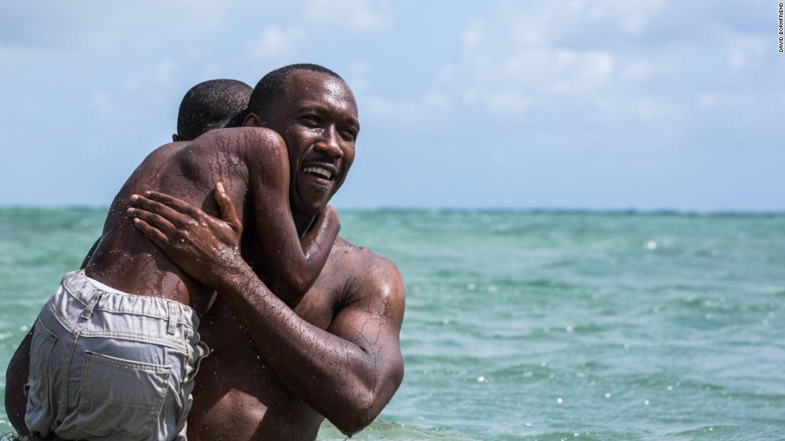 'Moonlight' Darling Of Gotham Awards