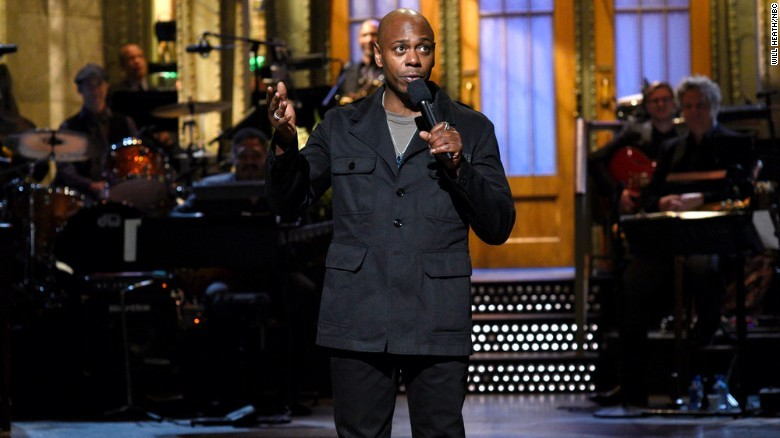 Chappelle's sassy swan in unaired 'SNL' sketch