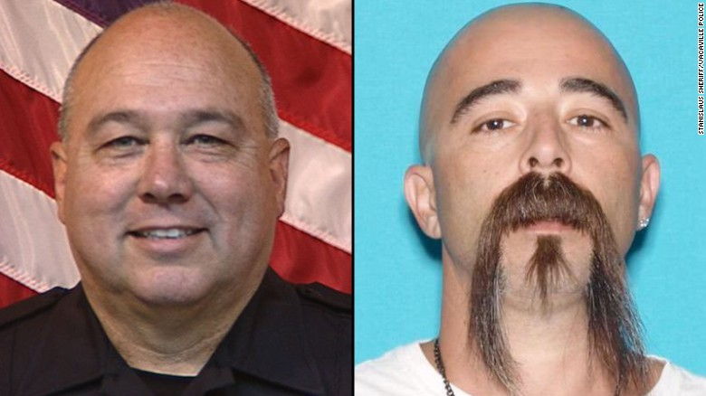California deputy fatally shot; suspect arrested