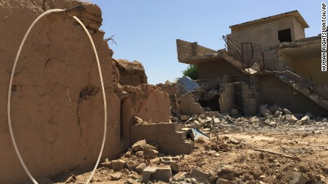 Human Rights Watch: Kurds illegally destroying Arab homes in Iraq