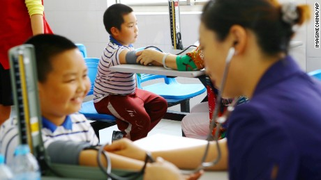Report: 1 in 4 kids lack proper healthcare