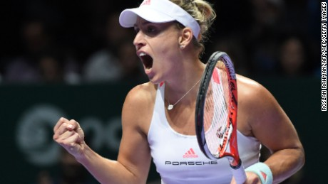 10 to one: Angelique Kerber's rise