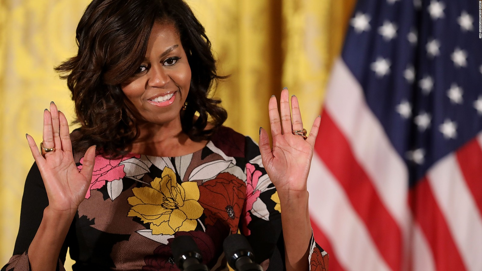 Michelle Obama On Election: U0027We Are Americans Firstu0027   CNN Video