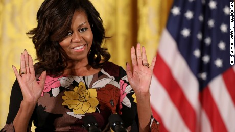 Michelle Obama called 'ape in heels'