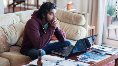 """Dev Patel as """"Saroo"""" in a scene from """"Lion."""""""