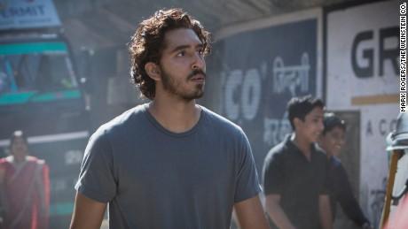 """Dev Patel in a scene from """"Lion."""""""