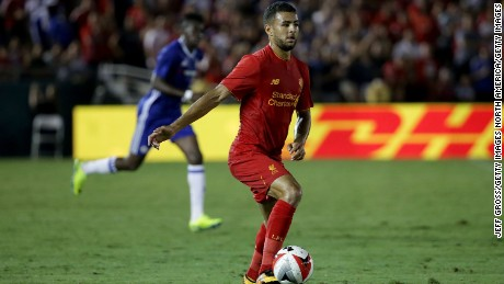 Midfielder Kevin Stewart, 23, has featured for the first team this season.