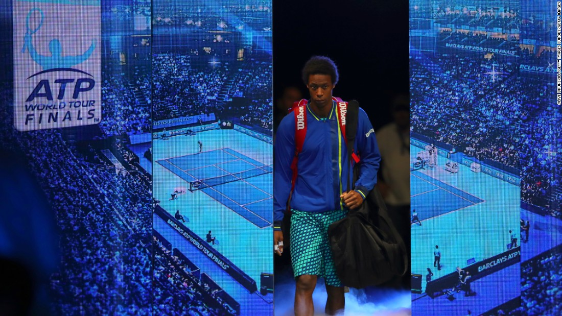 For so long looked upon as an entertainer rather than a genuine threat, Monfils is also making his ATP World Tour Finals debut this season, having produced a career-best season in his 30th year. His defeat to Raonic on Sunday meant both men were looking for a debut win.  <br /><br />