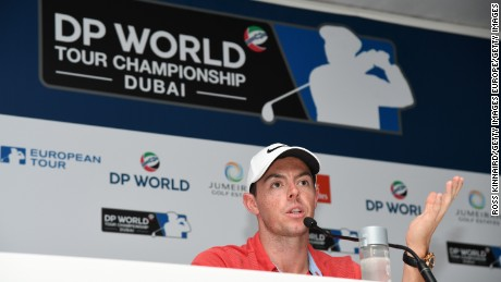 McIlroy delighted with Tour changes