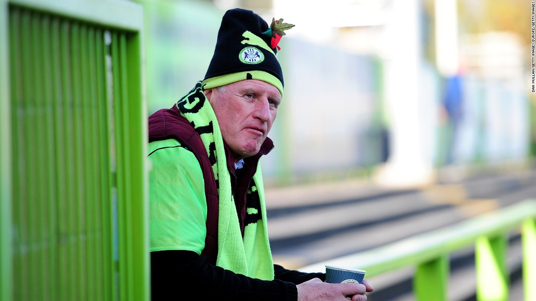 Chairman Dale Vince told CNN he thinks Forest Green can climb as high as the Championship -- the second tier. Will the club's fans have more to cheer about next season?