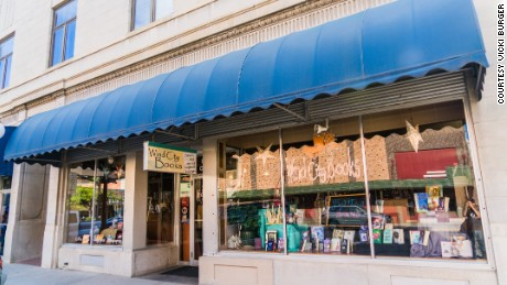 Wind City Books wants to be a place for relaxation.