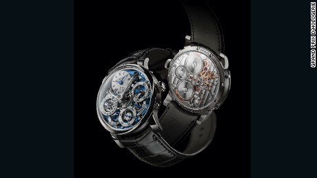 Winners of the 'Oscars of watchmaking' revealed