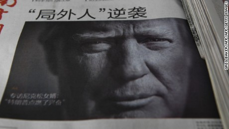 What does Donald Trump mean for Asia?