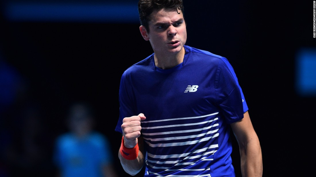 But how things can change in six months. When Raonic was broken early in the second set, he might previously have crumbled; instead, the 25-year-old Canadian fought back to set point in the second... <br />