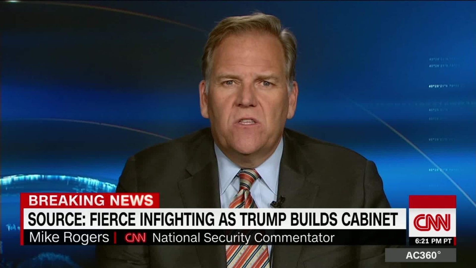 Mike Rogers parts ways with transition team - CNN Video