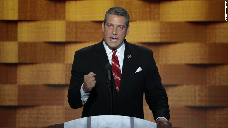 Rep. Tim Ryan: We need 'Democratic Party 2.0'