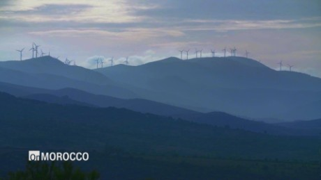 Inside Morocco's wind energy production